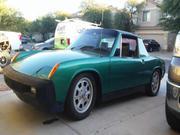 Porsche 914 89693 miles