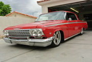 1962 Chevrolet Impala Hardtop Sport Coupe