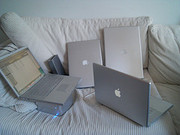 Apple iphone Mac Book pro 17 inches laptop for sale